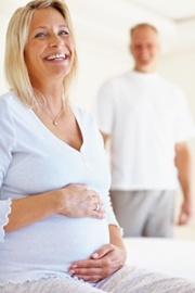 schwanger mit 45